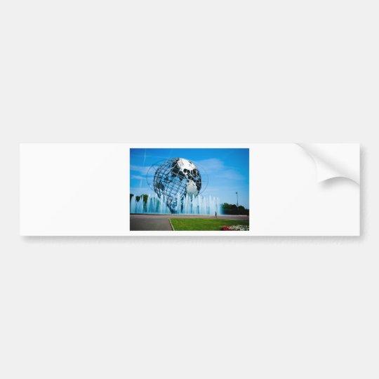 The Worlds Fair Bumper Sticker
