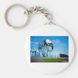 The Worlds Fair Keychain