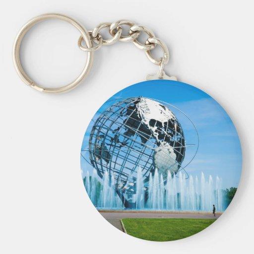The Worlds Fair Keychain