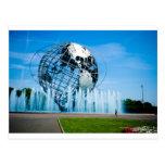 The Worlds Fair Postcard