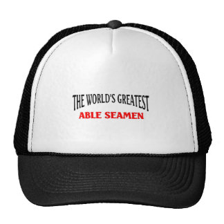 The World's Greatest Able Seamen Trucker Hat