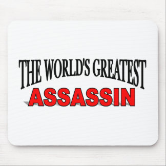 The World's Greatest Assassin Mouse Pad