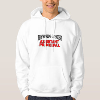 The World's Greatest Assistant Principal Hoodie