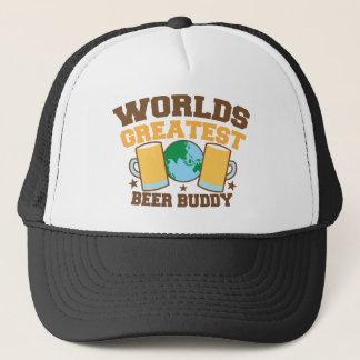 The worlds greatest BEER BUDDY Trucker Hat