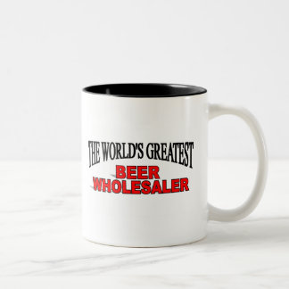 The World's Greatest Beer Wholesaler Coffee Mugs