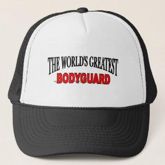 The World's Greatest Bodyguard Trucker Hat