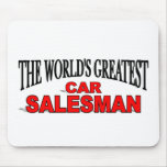 The World's Greatest Car Salesman Mouse Pads