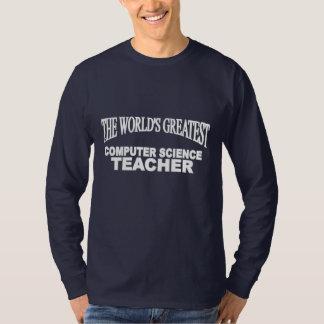 The World's Greatest Computer Science Teacher T-Shirt