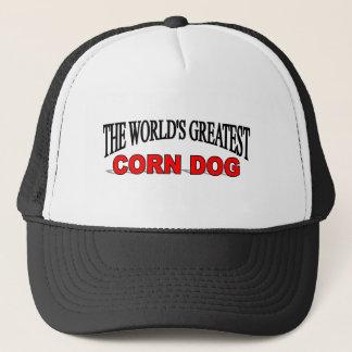 The World's Greatest Corn Dog Trucker Hat