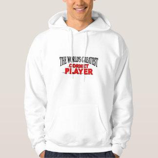 The World's Greatest Cornet Player Sweatshirts