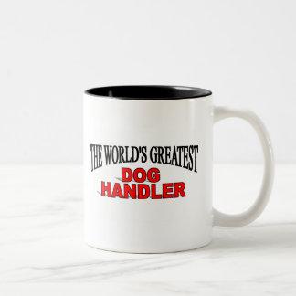 The World's Greatest Dog Handler Coffee Mugs