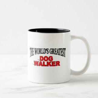 The World's Greatest Dog Walker Mugs