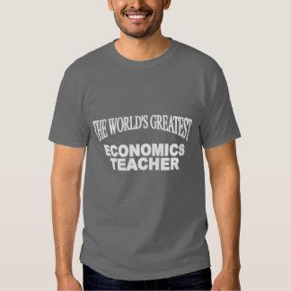 The World's Greatest Economics Teacher T-Shirt