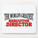 The World's Greatest Executive Director Mouse Pads