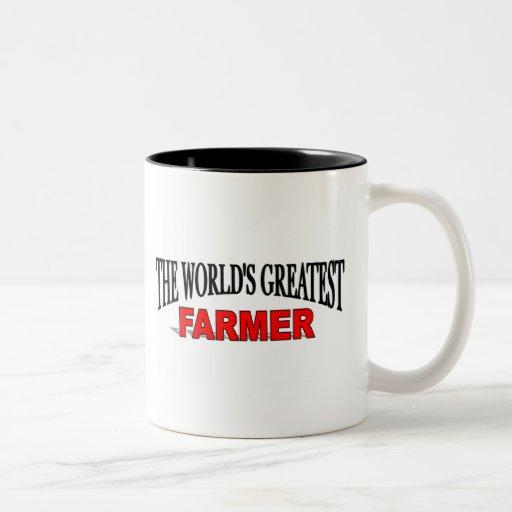 The World's Greatest Farmer Coffee Mug