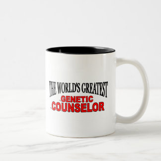The World's Greatest Genetic Counselor Coffee Mugs