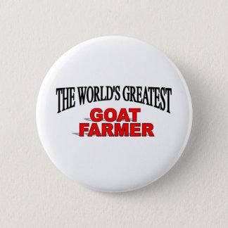 The World's Greatest Goat Farmer Button