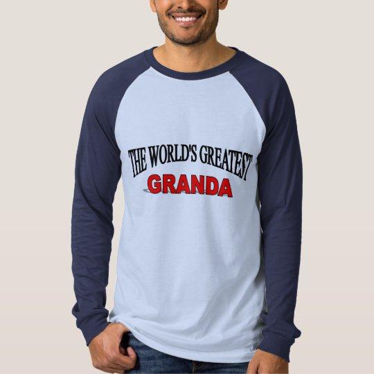 The World's Greatest Granda T-Shirt