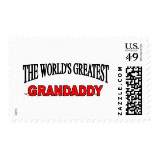 The World's Greatest Grandaddy Stamp