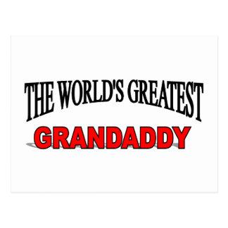 The World's Greatest Grandaddy Postcard