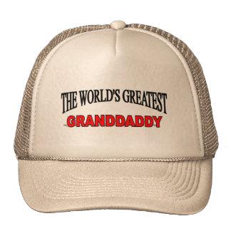 The World's Greatest Granddaddy Trucker Hat