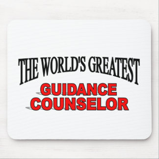 The World's Greatest Guidance Counselor Mouse Pad