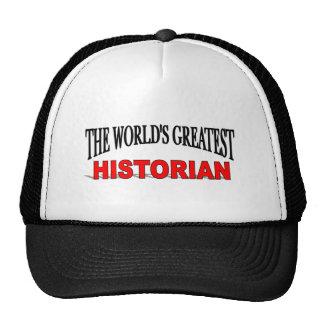 The World's Greatest Historian Trucker Hat