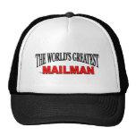 The World's Greatest Mailman Mesh Hat