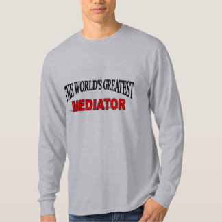 The World's Greatest Mediator T-Shirt