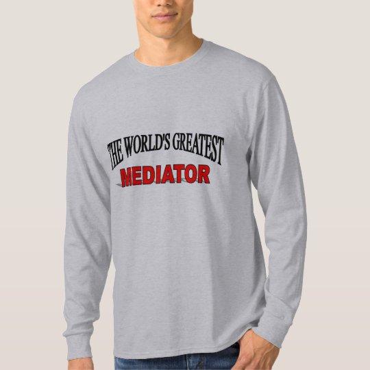 The World's Greatest Mediator T-Shirt