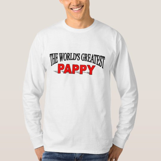 The World's Greatest Pappy T-Shirt