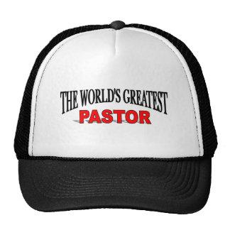 The World's Greatest Pastor Trucker Hat