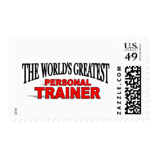 The World's Greatest Personal Trainer Postage