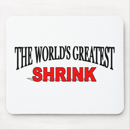 The World's Greatest Shrink Mouse Pad