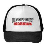 The World's Greatest Sidekick Trucker Hats