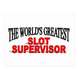 Slot supervisor