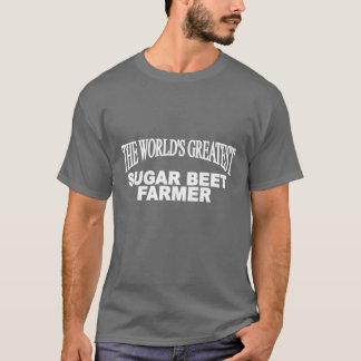 The World's Greatest Sugar Beet Farmer T-Shirt