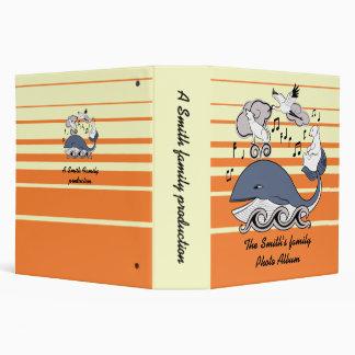 The world's greatest symphony vinyl binder