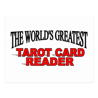 The World's Greatest Tarot Card Reader