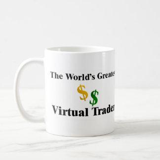 The World's Greatest Virtual Trader Mug