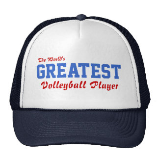 The World's greatest Volleyball player Trucker Hat