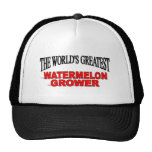 The World's Greatest Watermelon Grower Hat