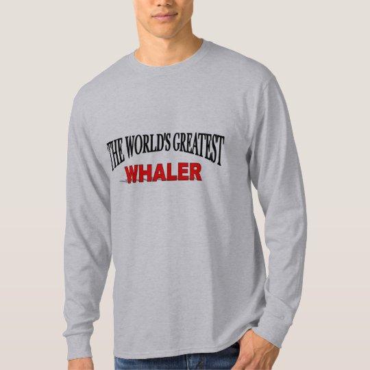 The World's Greatest Whaler T-Shirt