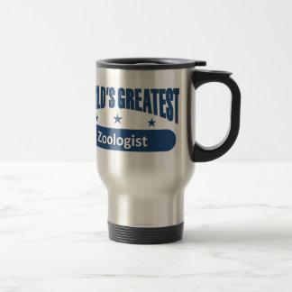 The world's greatest zoologist travel mug