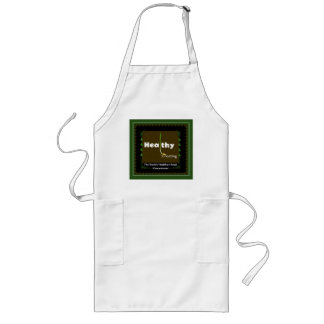 The World's Healthiest Foods - Concentrated Long Apron