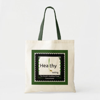 The World's Healthiest Foods - Concentrated Tote Bag