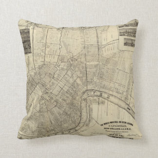 The World's Industrial Throw Pillow