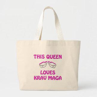 The World's Krav Maga This Queen Loves Bags