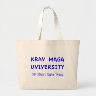 The World's Krav Maga University Bags