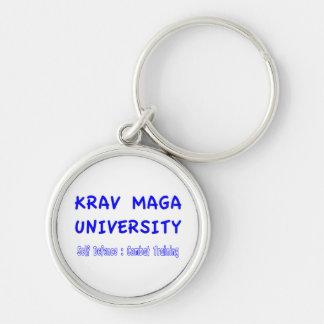 The World's Krav Maga University Keychains